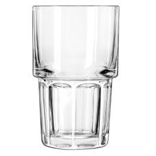 Libbey® 15654 Gibraltar Stackable Duratuff 12 oz Glass