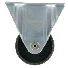 "Light to Medium Duty Rigid 4"" Caster w/o Brake"