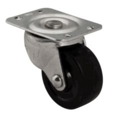 Rigid Caster For Filter Tub, Hard Plastic Wheel