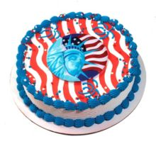 Bakery Crafts® Statue of Liberty Poptop - 24 / BX
