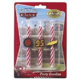 DecoPac 11743 Cars Candles - 6 / BX