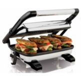 Hamilton Beach Grooved Panini Press