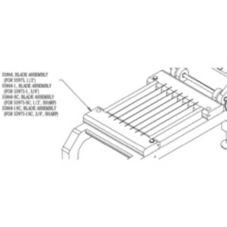 "NEMCO 55868-1SC 3/8"" Cut Easy Chicken Slicer™ Blade Set"