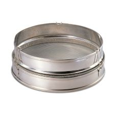 "JB Prince 12"" Stainless Steel French Sieve"