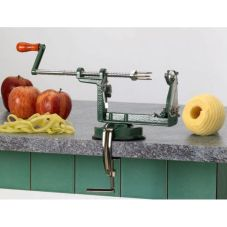 Matfer Bourgeat 215155 Apple Peeler / Corer/ Slicer With Suction Cup