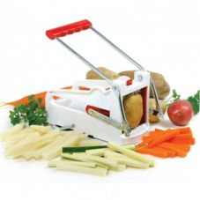 Norpro 6022 Deluxe Fruit and Fry Cutter / Wedger with 8-Section Wedger