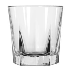 Libbey 15482 Inverness 12.5 oz Double Old Fashioned Glass - 24 / CS
