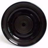 Concentrix Plate, Black, 6-1/4""