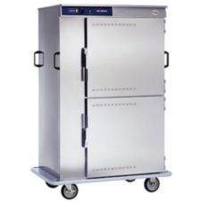 Alto-Shaam 1000-BQ2/128 128 Plate Capacity Banquet Cart w/ Dutch Doors