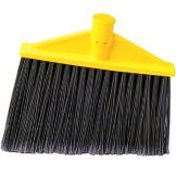 Rubbermaid® FG639700GRAY Angled Broom Head for 6351 / 6355 Handles