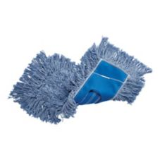 "Rubbermaid® FGK15200BL00 Kut-A-Way® Blue 18"" Dust Mop"