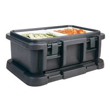 "Cambro UPC160110 Black Ultra Pan Carrier® for 6"" Deep Pans"
