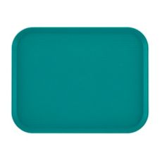 Cambro Teal Fast Food Tray