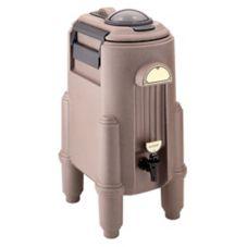 Cambro® CSR5417 Dark Taupe 5 Gal CamServer®