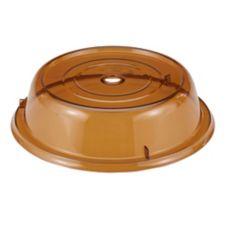 "Cambro® 1000CW153 Amber Camwear® 10-3/16"" Camcover®"
