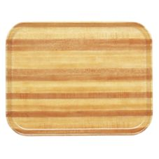 "Camtray 1826303 Light Butcher Block 18"" x 26"" Serving Tray"