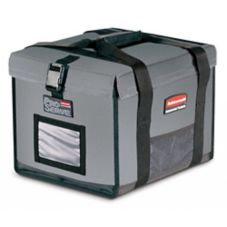 Rubbermaid PROSERVE® Gray Insulated Top-Loading Half Pan Carrier