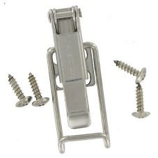 Cambro 60092 Small 4-Hole Metal Latch Kit w/ 4 Screws f/ Camcarriers