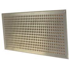 """Lloyd Industries QDF40-08X18 8"""" x 18"""" Aluminum Quik-Disk"""