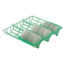 Cambro® CLRWSR36452 Camrack Wash Rack for Reusable CamLids®
