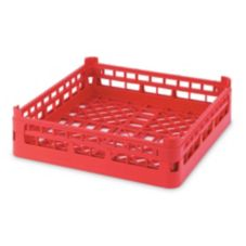 Vollrath Red Full Size Tall Open Rack