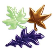 Bakery Crafts® Pearlized Leaf Rings