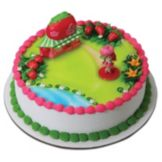 DecoPac 31840 Strawberry Shortcake Cafe DecoSet - 6 / BX