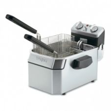 Waring® WDF1000 Electric Countertop 10 Lb. Capacity Deep Fryer