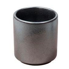 Korin Japanese Trading SAC-119 Tessa Black 1.5 Oz. Sake Cup