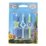 DecoPac 13284 Disney Fairies Icon Candles - 6 / BX