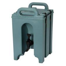 Cambro 100LCD401 Slate Blue 1.5 Gallon Camtainer® Beverage Server