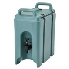 Cambro® 250LCD401 Slate Blue 2.5 Gal Beverage Camtainer®