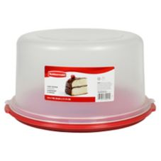 Rubbermaid® 1777191 Serve 'n Save Round Cake Keeper