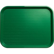 Carlisle® CT141809 Green Cafe Standard Tray - Dozen