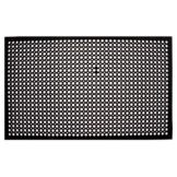 Update International Black Anti-Fatigue Floor Mat