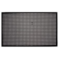 Update International FM-35B Black Anti-Fatigue Floor Mat