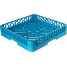 Carlisle® RF14 OptiClean™ Blue Combination / Flatware Rack