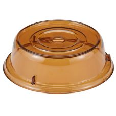 """Cambro 909CW153 Amber 9-3/4"""" Camwear® Camcover® - Dozen"""