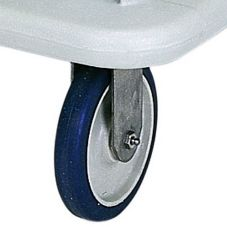 "Replacement 5"" Fixed Caster for SlidingLid™ Ice Caddies"