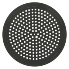 "Lloyd Industries Perforated Anodized 7"" Pizza Pan"