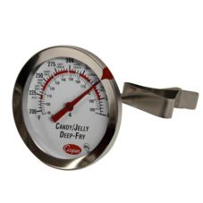 "Cooper Atkins 2.5"" 200-400F Candy / Jelly / Deep Fry Thermometer"