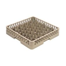 Vollrath TR12 Traex Beige 30 Compartment Salt and Pepper Shaker Rack