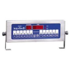 Prince Castle 740-T12 12-Channel Single Function Digital Timer