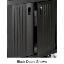 Rubbermaid® FG619700BRN Housekeeping Cart Door Lock Kit - 1 / KT
