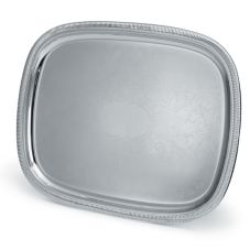 "Vollrath 82121 Elegant Reflections S/S 23-1/2 x 18-1/2"" Tray"