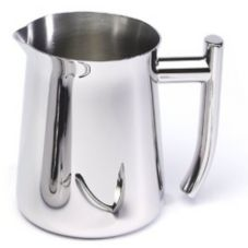 Frieling S/S Mirror Finish Tall 10 Oz Creamer