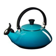 Le Creuset® Q9213-17 Caribbean Blue 1.6 Qt. Zen Tea Kettle
