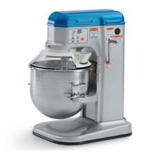 Vollrath® 40756 Countertop 5-Speed 10 Qt. Mixer with Guard