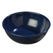 Carlisle 4352135 Dallas Ware 14 Oz. Cafe Blue Nappie Bowl - 48 / CS