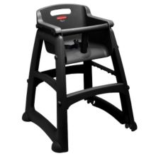 Rubbermaid® FG780508BLA Sturdy Chair™ Youth Seat with Wheels